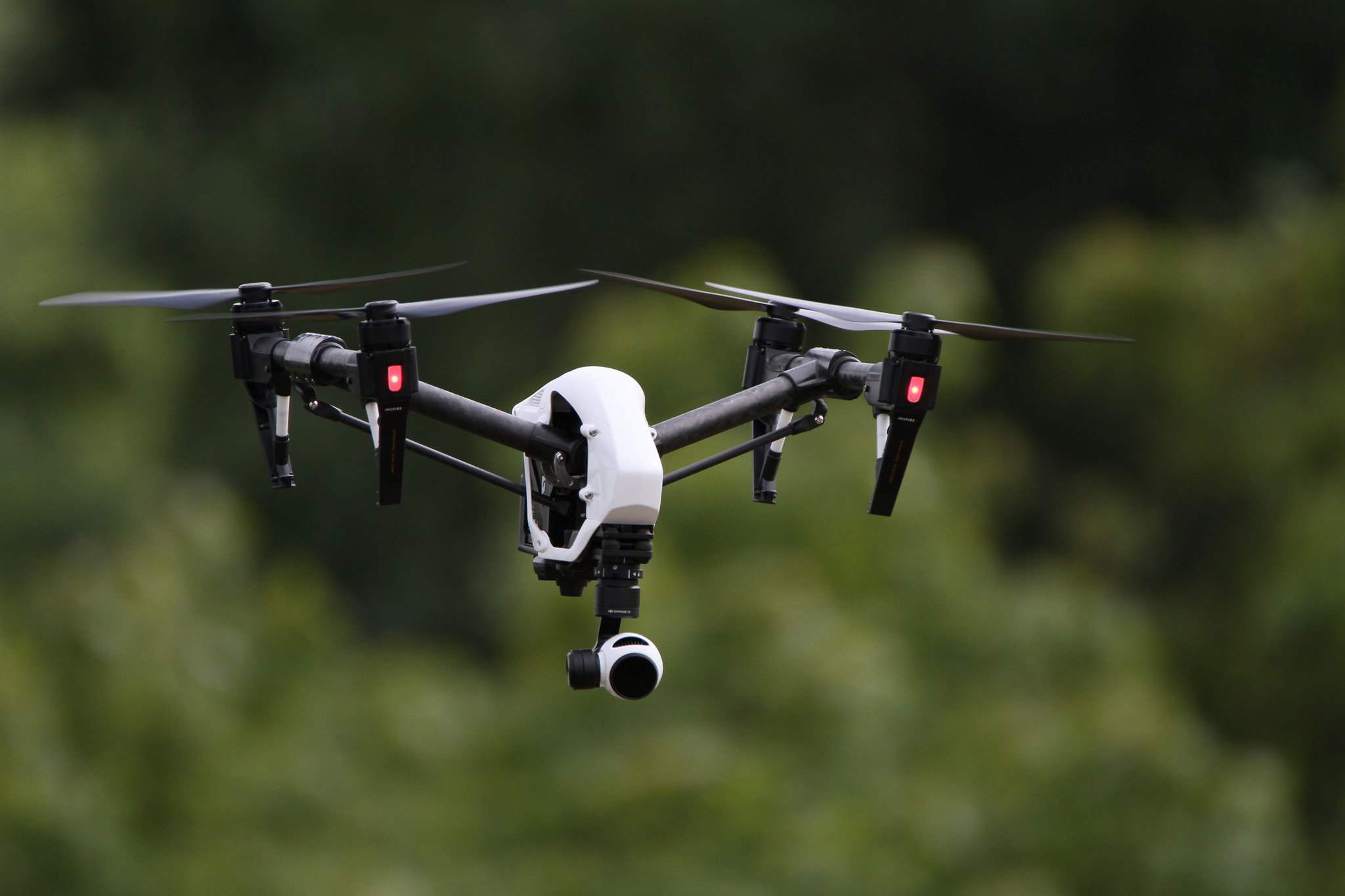 DJI Inspire 1 – The Latest in Aerial Drone Technology